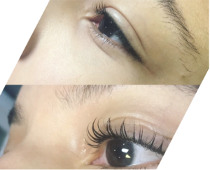 dea0c165539 The lash lift is a service that lifts that lashes at the root giving a  longer, fuller, thicker look. The results for the lift are 6-8 weeks on  average and ...